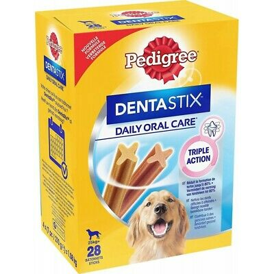 Pedigree DentaStix Multipack Maxi 28 bastoncini