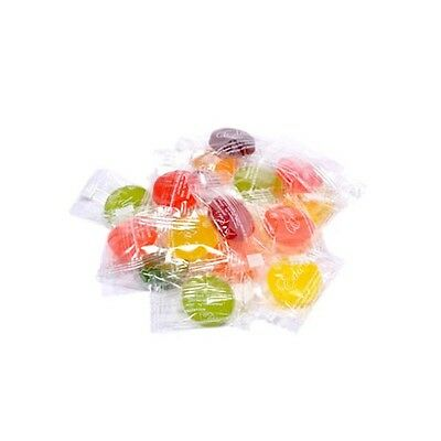 SweetGourmet Eda's Premium Mixed Fruit Sugar Free Hard Candy - 4Lb FREE SHIPPING