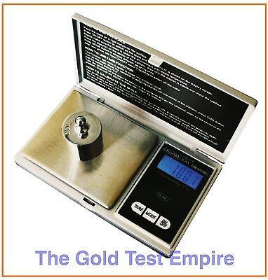 NEW 100x 0.01g Digital Pocket Jewelry Scale Testing Test Diamond CTS & Gold Gram