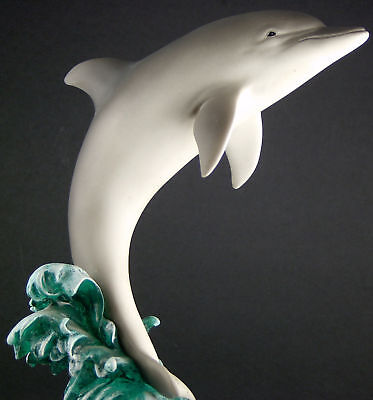 Dolphin figurine from The Gray Rock Collection