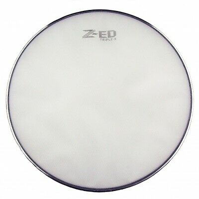 Z-ED Triple Ply Mesh Drum Head Skin For Practice & Silent Play & Electronic Kits
