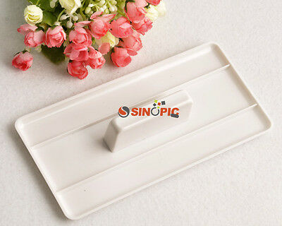 1PC Square Cake Cutter of Smoother Decorating Polisher Sugarcraft Tool