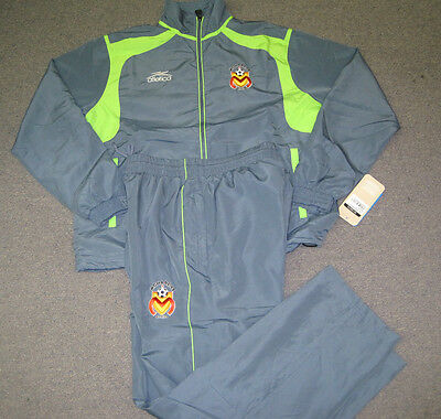 2011-2012 ATLETICA MORELIA Training Suit Warm up Sizes SMALL and MEDIUM ONLY