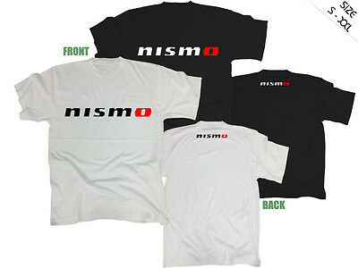 new Nissan NISMO 100% Cotton skyline trd short sleeves T-Shirt All Sizes S - XXL