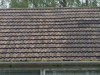 Copper TubeStrip Roof Moss Killer/Removal Kit +FREE DELIVERY+ no fixing required
