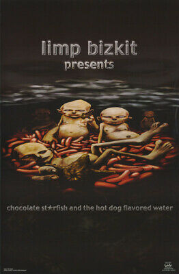 Poster - Music - Limp Bizkit - Presents  - Free Shipping !  #6212 Rp66 N