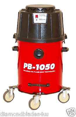 CDCLarue Pulse Bac PB-1050 Heavy Duty Dust Containment PRO Dry Vac Vacuum