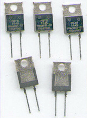 5  x  MBR1060  SCHOTTKY DIODE  60V  10A  TO220   TOP