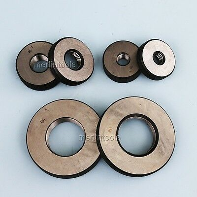 Metric Thread Ring Gage Gauge Set Select from M11 to M20 Brand New class 6g