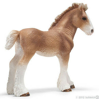 Toys, Hobbies Schleich Foal Horse 13781 Quality First Bashkir Curly Colt Animals & Dinosaurs