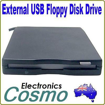 "USB External 3.5"" 1.44MB Floppy Disk Drive Brand NEW For PC Laptop Notebook Easy"