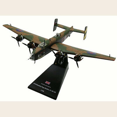Handley Page Halifax B.Mk III - UK 1944 - 1/144 (No10)