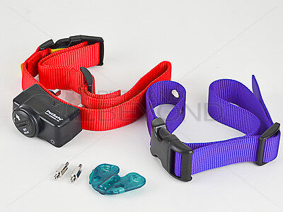 PetSafe Wireless Dog Pet Fence Collar Receiver Purple PIF-275-19 for PIF-300