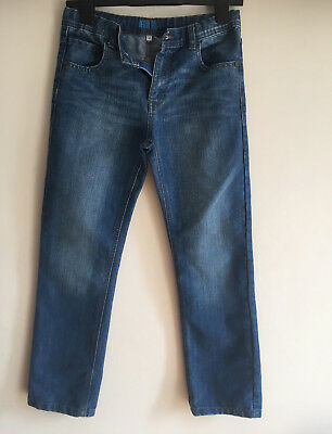Boys Marks & Spencer Jeans Regular Fit Size 11-12 Years