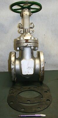 "4Evergreen 4"" Flanged Gate Valve"