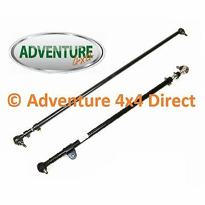 DISCOVERY 2 TD5 DRAG LINK AND TRACK ROD SET INCLUDES NUTS