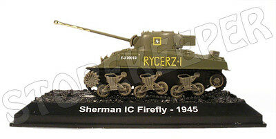 DISCONTINUED!!! LAST PIECES!!! Sherman IC Firefly - Poland 1945 - 1/72 No10