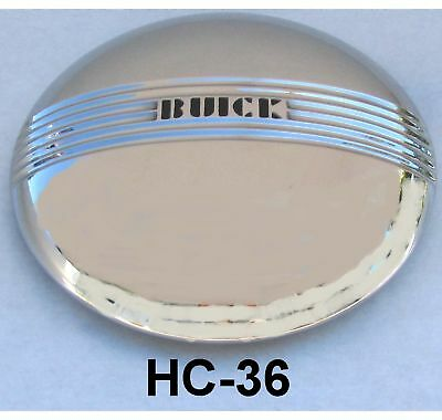 BUICK NEW HUB CAPS FOR 1936 36 POLISHED STAINLESS + Our Parts Catalog