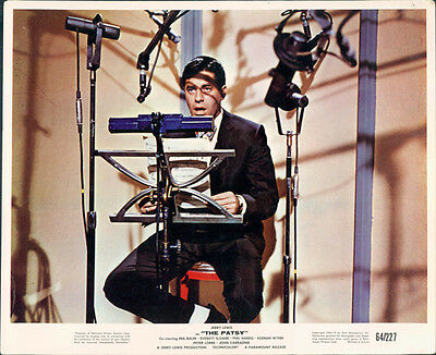 The Patsy Jerry Lewis In Recording Studio Original Lobby Card
