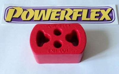 Powerflex Bush Poly For Ford Sapphire Cosworth 2WD Exhaust Mount EXH001