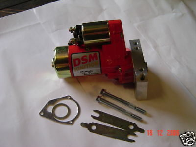 CHEV GM 2.2kw 3HP High Performance Starter Mini Motor