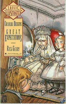 Classics Illustrated # 2: Great Expectations (USA, 1990)