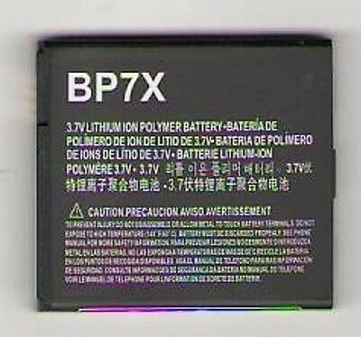 LOT OF 2 NEW BATTERY FOR MOTOROLA BP7X XT603 ADMIRAL i1X TITANIUM SPRINT