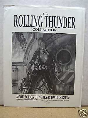 Dave Dorman: Rolling Thunder Collection Portfolio (signed & numbered) (USA)