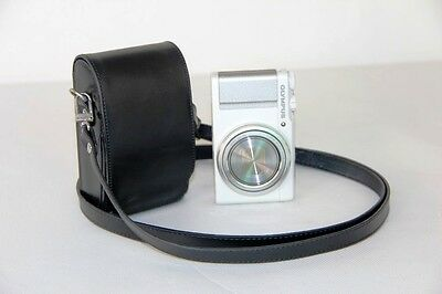 leather case bag to Canon Powershot S110 ELPH 530 HS 320 510 310 HS camera T6