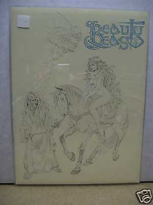 John A. Williams: Beauty & Beast Portfolio (signed & numbered) (USA)