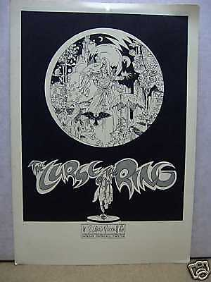 P. Craig Russell: Curse of the Ring Portfolio (signed & numbered) (USA)