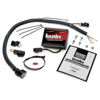 Gale Banks Power 62570 Automatic Transmission Controllers Ford 4R100 Kit
