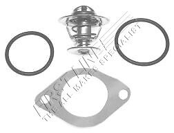 Firstline Thermostat Kit Rc230382P To Fit Audi 100 1.6 76-82 Oe Quality