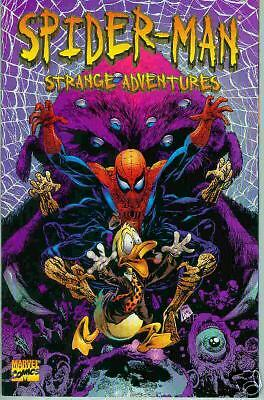 Spiderman: Strange Adventures (TPB,USA)