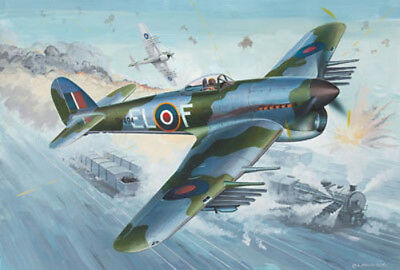 Hawker Typhoon Mk.IB, Revell Micro Wings 1:144, Art. 04914, Neuheit 2012