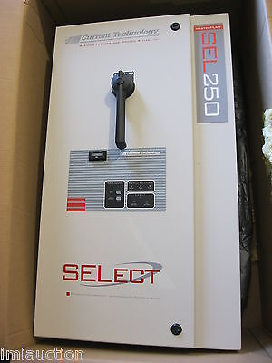 Current Technology Select Sel250 Transient Voltage Surge Suppressor 120 / 208