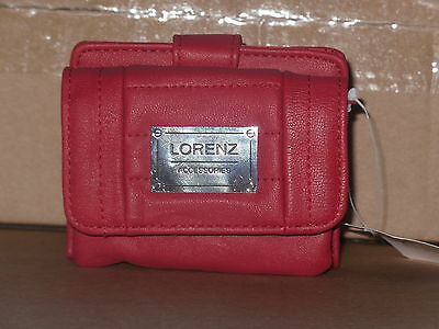 Small Soft Purse With Wallet In (Black,White,Red and Brown).