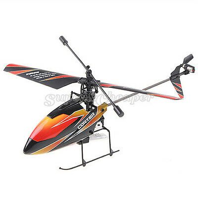 WLtoys V911 2.4ghz RC 4ch Gyro Micro Helicopter