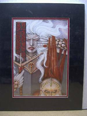 Robert Gould: Elric - Sailor on the Seas of Fate (signed & numbered) (USA)