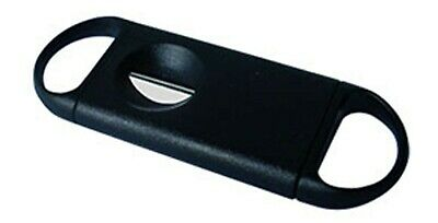 V-Cut & Guillotine Combination Cigar Cutter ABS Stainless Steel Blades