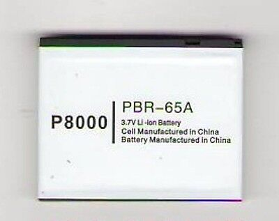 Lot Of 4 New Battery For Pantech P8000 Crossover Att Pbr-65A