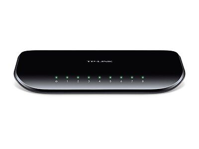 TP-LINK TL-SG1008D 8 Port 10/100/1000 Gigabit Network Switch
