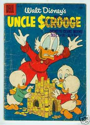 Uncle Scrooge # 13 (USA, 1956)
