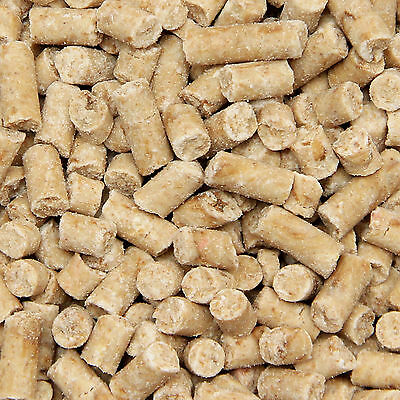 12.6Kg Suet Pellets Nutty - Nuttylicious peanut high energy wild bird food