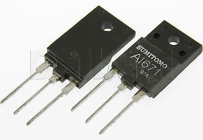 2SA757 Original Sumitomo Silicon PNP Power Transistor A757