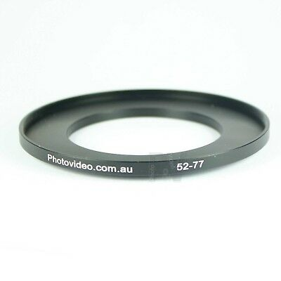 Step Up Ring 52-77mm  52mm 77mm - NEW