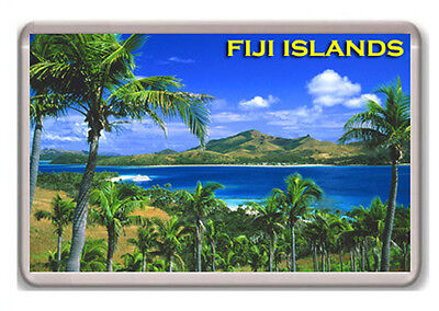 Fiji Islands Fridge Magnet Souvenir New