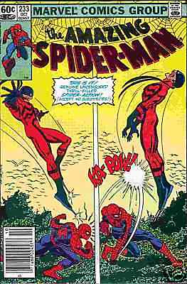 Amazing Spiderman # 233 (USA,1982)