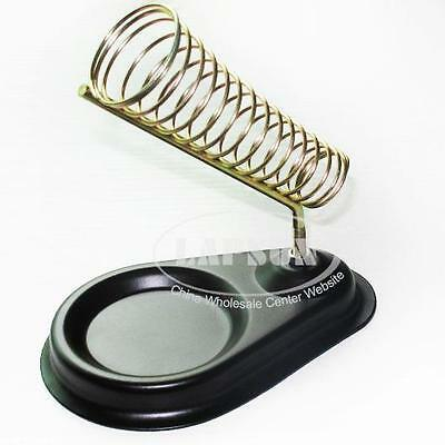 Soldering Solder Iron Stand Station Holder Hold Support Circular Round Base AU