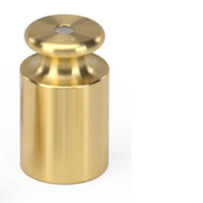 Ohaus 51013-16 Class 6 Individial Calibration Weight - Brass 1g